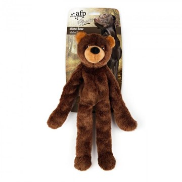 All For Paws Michel Bear Dog Toy