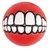 Rogz Grinz Dog Treat Ball - Red