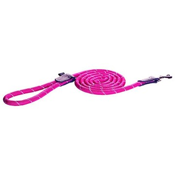 Rogz Rope Lead (Pink)