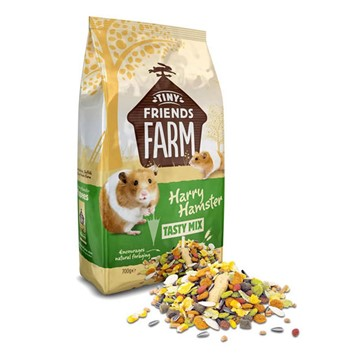 Tiny Friends Farm Harry Hamster Food Tasty Mix