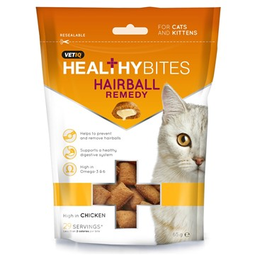 Healthy Bites - Hairball Remedy for Cats