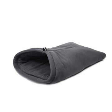 Wagworld Nookie Bag Pet Bed (Charcoal)