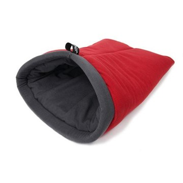 Wagworld Nookie Bag Pet Bed (Red)