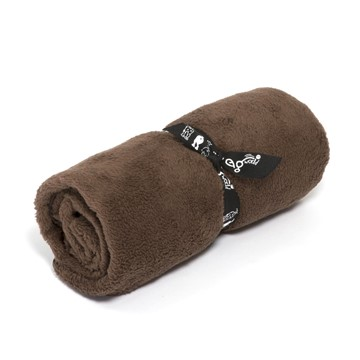 Wagworld Pet Blanket (Chocolate)