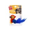 GiGwi Melody Chaser Cat Toy Parrot