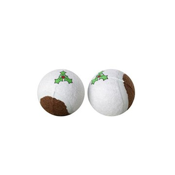 Pet Brands Pudding Tennis Balls for Dogs