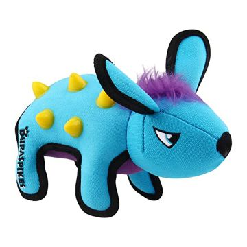 GiGwi Duraspikes Rabbit (Blue)