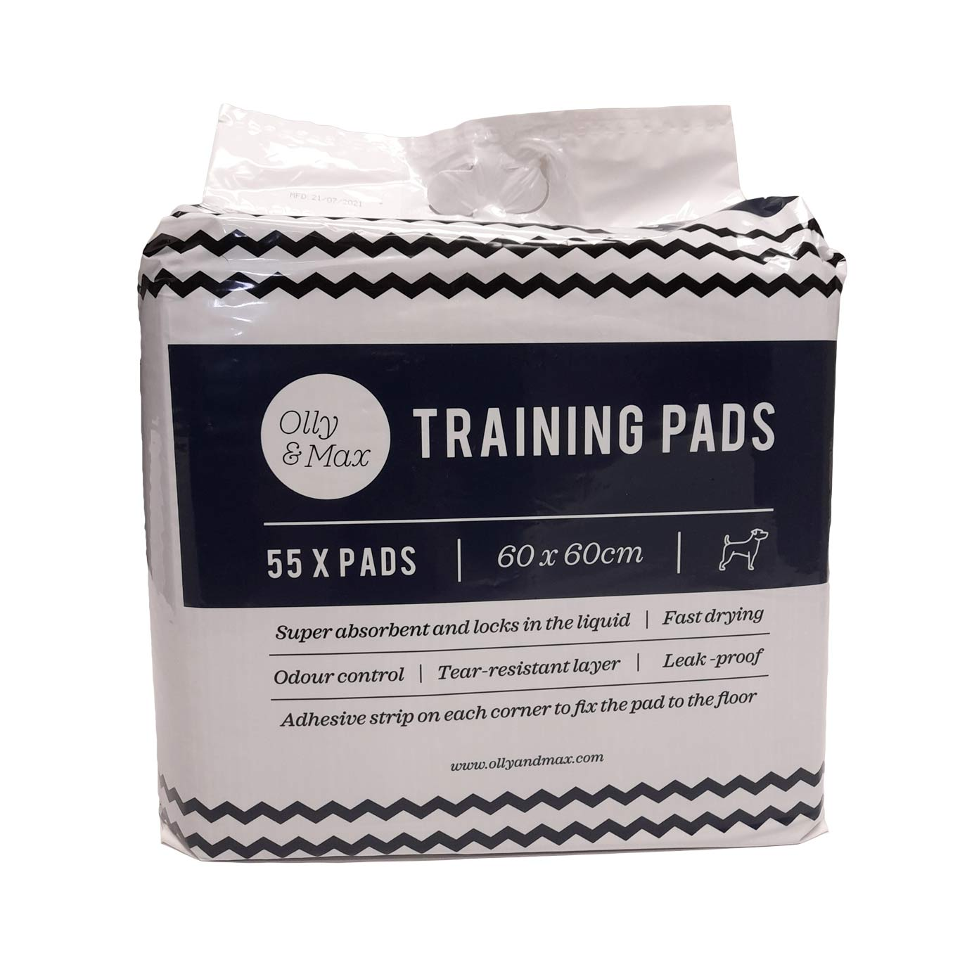 Olly & Max Puppy Training Pads