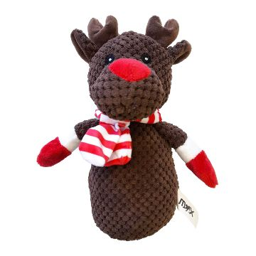 All for Paws Reindeer Plush Toy