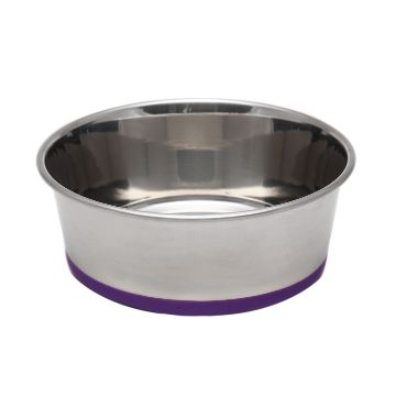 Olly & Max Traditional Bowl (Purple)