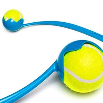 Dog Tennis Ball Launch Stick
