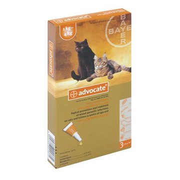 Advocate Cat (1-4kg) Small