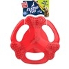 GiGwi Flying Tug for Dogs (Red) - Packaged