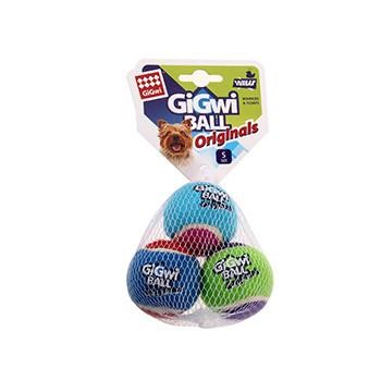GiGwi Original Small Balls (3 pack)