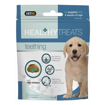 Healthy Treats - Teething Treats for Puppies