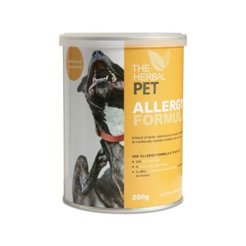 Herbal Pet Allergy Formula