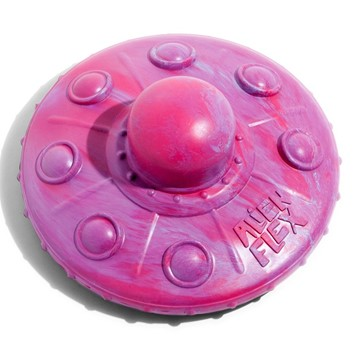Alien Flex Flying Saucer Toy for Dogs