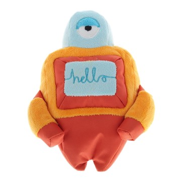 Alien Flex Z49 Plush Dog Toy