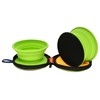 Olly & Max Collapsible Pet Travel Bowls - Base View