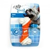 All For Paws Dental Chew Bones for Dogs - Orange