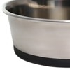 Olly & Max Traditional Dog Bowl (Black) - Zoom