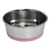Olly & Max Traditional Dog Bowl (Lavender)