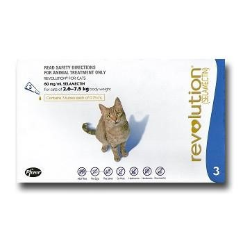 Revolution Cat 2.5kg-7.5kg