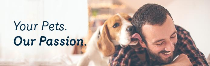 Your Pets. Our Passion.